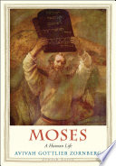 Book cover for Moses : a human life