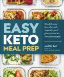 Easy Keto Meal Prep Pdf/ePub eBook