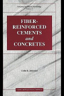 Fiber-Reinforced Cements and Concretes