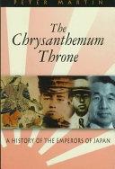 The Chrysanthemum Throne