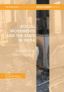 Social Movements and the State in India