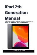 IPad 7th Generation Manual