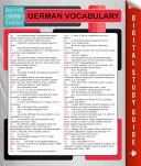 German Vocabulary  Speedy Language Study Guides