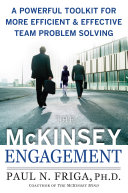 Pdf The McKinsey Engagement: A Powerful Toolkit For More Efficient and Effective Team Problem Solving Telecharger
