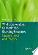 Wild Crop Relatives Genomic And Breeding Resources Book PDF