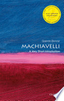 link to Machiavelli : a very short introduction in the TCC library catalog