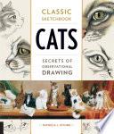 Classic Sketchbook  Cats Book