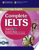 Complete Ielts Bands 5 6 5 Student S Book With Answers With Cd Rom