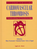 Cardiovascular Thrombosis