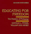 Educating For Freedom