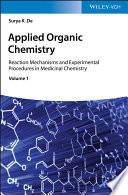 Applied Organic Chemistry