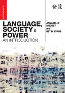 Cover of Language, Society and Power