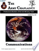 The Army Chaplaincy