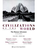 Civilizations of the World: From 1800