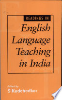 Readings In English Language Teaching In India