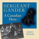 Sergeant Gander