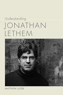 Understanding Jonathan Lethem Pdf