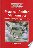 Practical Applied Mathematics
