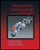 Mechanical Engineering Design Book PDF