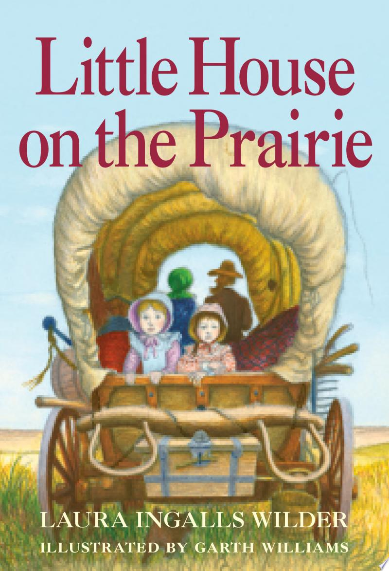 Little House on the Prairie (Full Color) image