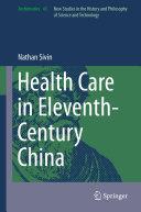 Health Care in Eleventh-Century China - Seite 204