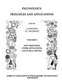 Palynology  New directions  other applications and floral history