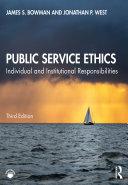 Public Service Ethics [Pdf/ePub] eBook