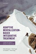 Adaptive Mentalization-Based Integrative Treatment Pdf/ePub eBook