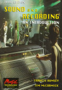Sound and Recording