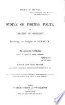 System of positive polity