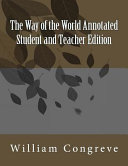 The Way Of The World Annotated Student And Teacher Edition