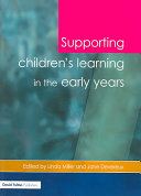 Cover of Supporting Children's Learning in the Early Years