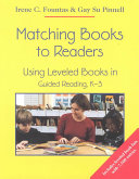 Matching Books to Readers Book