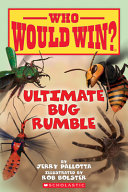Ultimate Bug Rumble  Who Would Win   Book PDF