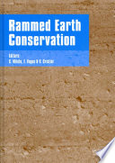Rammed Earth Conservation Book