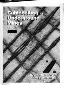 Cablebolting in Underground Mines