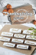 Thanksgiving Cricut