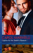 Captive For The Sheikh's Pleasure (Mills & Boon Modern) (Ruthless Royal Sheikhs, Book 1)