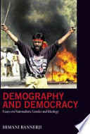 Demography and Democracy Book