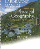 Laboratory Manual [to Accompany] Physical Geography