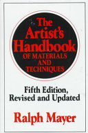 The Artist s Handbook of Materials and Techniques