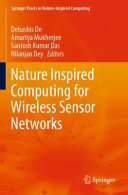 Nature Inspired Computing for Wireless Sensor Networks Book