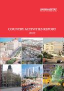 Country Activities Report 2009