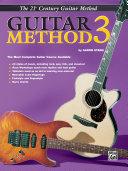 21st Century Guitar Method 3