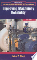 Improving Machinery Reliability Book