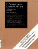 Pdf Contemporary Literary Criticism