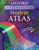 Cover of Oxford International Student Atlas