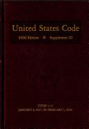United States Code 2006