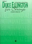 Pdf Duke Ellington for Strings