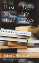 First We Read  Then We Write